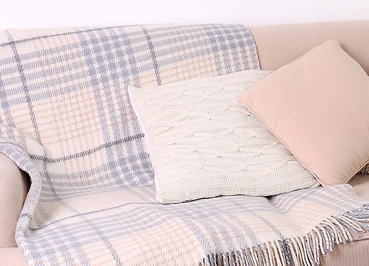 Шерстяные одеяла «Vladi»